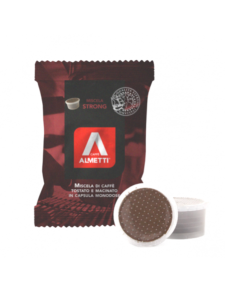 Lavazza Point* Compatible Capsules STRONG
